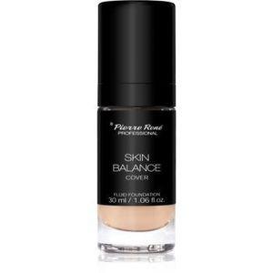 Pierre René Skin Balance Cover fard lichid rezistent la apa imagine
