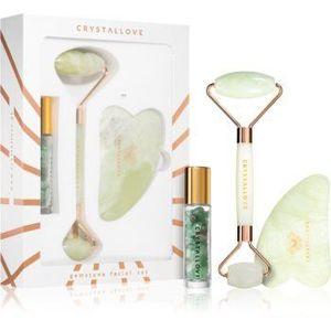 Crystallove Quartz Beauty Set Jade set pentru îngrijirea pielii imagine