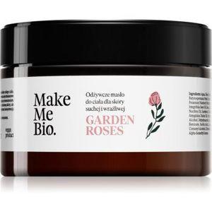 Make Me BIO Garden Roses unt pentru corp, hranitor imagine