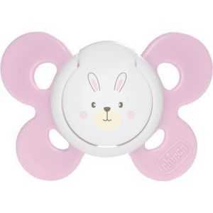 Chicco Physio Comfort Bunny/Raccoon suzetă 0-6m Girl imagine