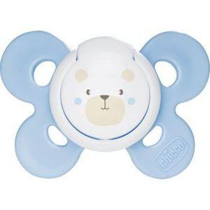 Chicco Physio Comfort Bear/Raccoon suzetă 0-6m Boy imagine