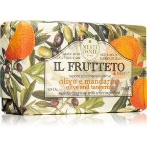Nesti Dante Il Frutteto Olive and Tangerine săpun natural imagine