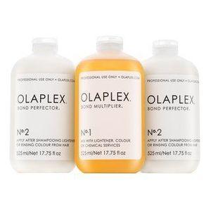 Olaplex Salon Intro Kit set pentru păr foarte deteriorat 3 x 525 ml imagine