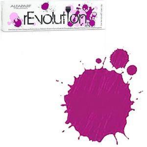 Crema Colorare Directa Fucsia - Alfaparf Milano Jean's Color rEvolution Direct Coloring Cream MAGENTA 90 ml imagine