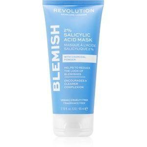 Revolution Skincare Blemish 2% Salicylic Acid masca cu 2% acid salicilic imagine