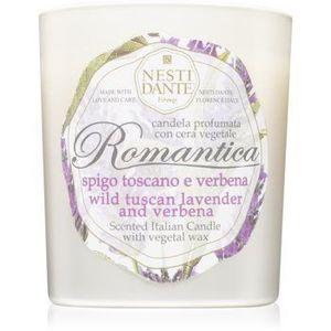 Nesti Dante Romantica Lavender & Verbena lumânare parfumată imagine