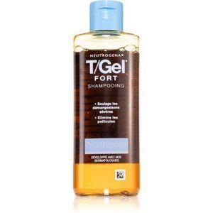 Neutrogena T/Gel Forte sampon anti-matreata pentru un scalp uscat, atenueaza senzatia de mancarime imagine