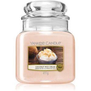 Yankee Candle Coconut Rice Cream lumânare parfumată imagine