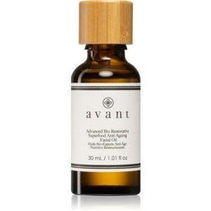 Avant Limited Edition Advanced Bio Restorative Superfood Facial Oil Ulei de infrumusetare pentru regenerarea și reînnoirea pielii imagine