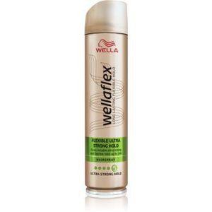 Wella Wellaflex Flexible Ultra Strong fixativ pentru păr cu fixare foarte puternică imagine