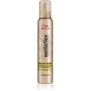 Wella Wellaflex Brilliant Color spuma pentru păr vopsit imagine
