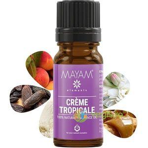 Parfumant Natural Crème Tropicale (Vanilie, Migdale si Lapte) 10ml imagine