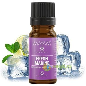 Parfumant Natural Fresh Marine 10ml imagine