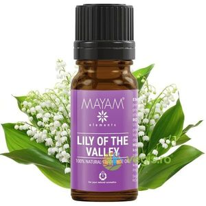 Parfumant Natural Lily of the Valley (Lacramioare) 10ml imagine