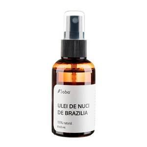 Ulei de nuci de Brazilia, 60ml, Sabio imagine