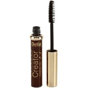Delia Cosmetics Creator gel pentru sprancene 4 in 1 imagine