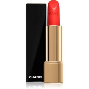Chanel Rouge Allure Velvet ruj de buze catifelant cu efect matifiant imagine