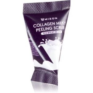 Mizon Collagen Milky exfoliant facial cu colagen imagine