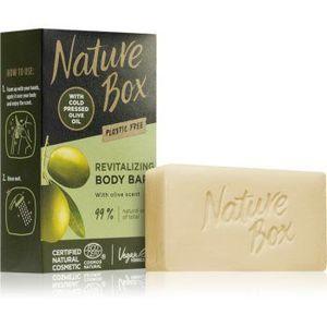 Nature Box Olive Oil săpun solid pentru curățare imagine