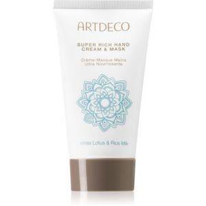 Artdeco Asian Spa White Lotus & Rice Milk crema pentru regenerare in profunzime de maini imagine