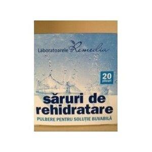 Saruri de rehidratare, 20 doze imagine