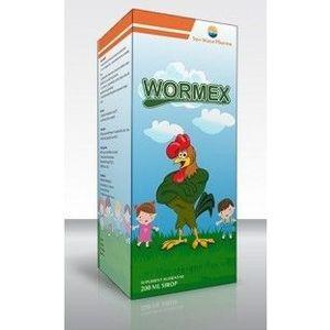 Wormex sirop, 200 ml imagine