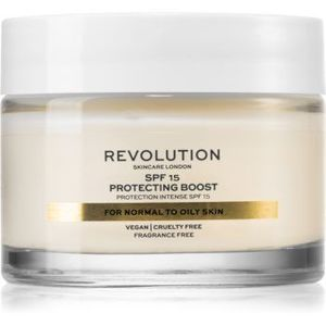 Revolution Skincare Moisture Cream crema hidratanta pentru piele normala si mixta SPF 15 imagine