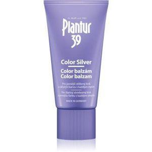 Plantur 39 Color Silver balsam pe baza de cafeina neutralizeaza tonurile de galben imagine