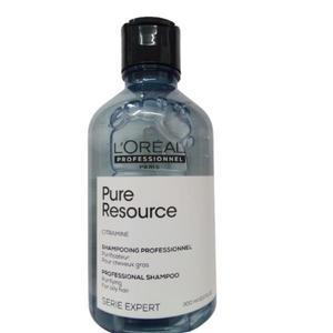 Sampon pentru Par Gras - L'Oreal Professionnel Pure Resource Shampoo 300ml imagine
