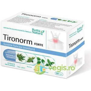 Tironorm Forte 30cps imagine