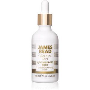 James Read Gradual Tan H2O Tan Drops picaturi pentru bronzare pentru corp imagine