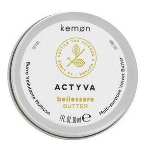 Kemon Actyva Bellessere Butter îngrijire fără clătire î pentru toate tipurile de păr 30 ml imagine
