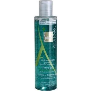 A-Derma Phys-AC gel spumant de curatare pentru ten acneic imagine