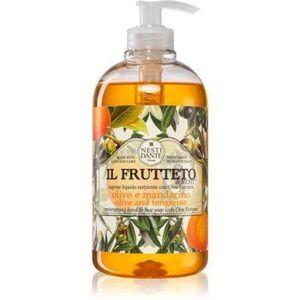 Nesti Dante Il Frutteto Olive and Tangerine Săpun lichid pentru mâini imagine