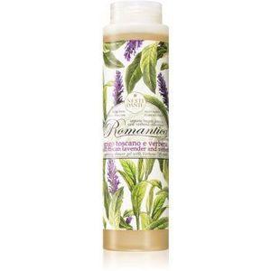 Nesti Dante Romantica Wild Tuscan Lavender and Verbena gel de duș mătăsos imagine