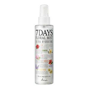 Spray de fata pentru calmarea si echilibrarea tenului 7Days Floral Mist, 150ml, Ariul imagine