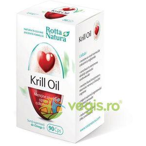 Krill Oil 90cps imagine