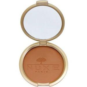 Nuxe Éclat Prodigieux pudra compacta pentru bronzat pentru fata si corp imagine