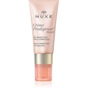 Nuxe Crème Prodigieuse Boost balsam gel multi corector zona ochilor imagine