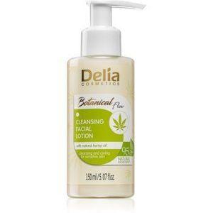 Delia Cosmetics Botanical Flow Hemp Oil lapte de curatare imagine