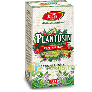 Plantusin (R13) 30cpr imagine
