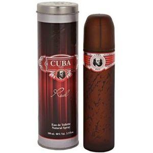Cuba Red Eau de Toilette pentru bărbați imagine