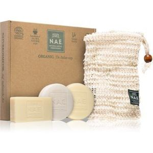 N.A.E. Solid Box set cadou (pentru față, corp și păr) imagine