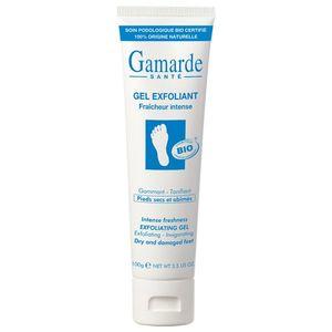 Gel exfoliant pentru picioare, 100g, Gamarde imagine