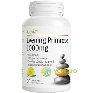 Evening Primrose (Luminita Noptii) 1000mg 30cps moi imagine