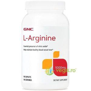 L-Arginina 1000mg 90tb imagine