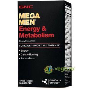 Complex de Multivitamine pentru Barbati Energie si Metabolism Mega Men 90tb imagine
