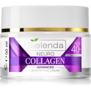Bielenda Neuro Collagen crema hidratanta ce are efect impotriva ridurilor 40+ imagine