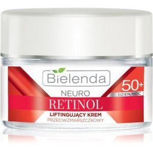 Bielenda Neuro Retinol crema cu efect de lifting 50+ imagine