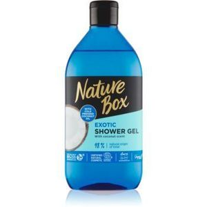 Nature Box Coconut gel de dus revigorant cu efect de hidratare imagine